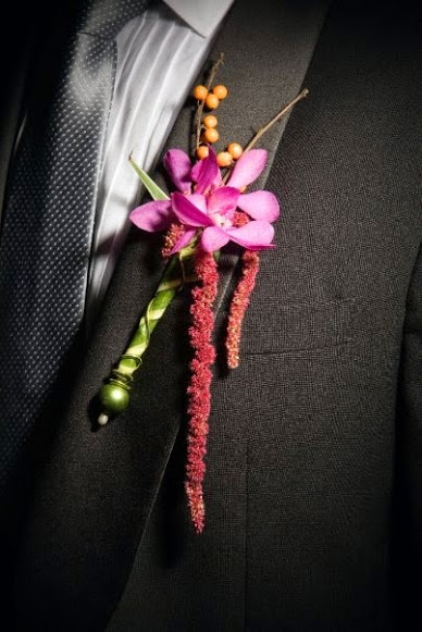 My Day-boutonniere