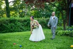 BrideGroomBocce